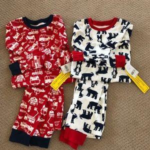 Boys long sleeve pajamas 7